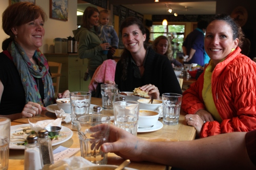 Eating out in Rossland - The Alpine Grind!