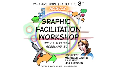 Graphic Facilitation Workshop advert 2018 copy