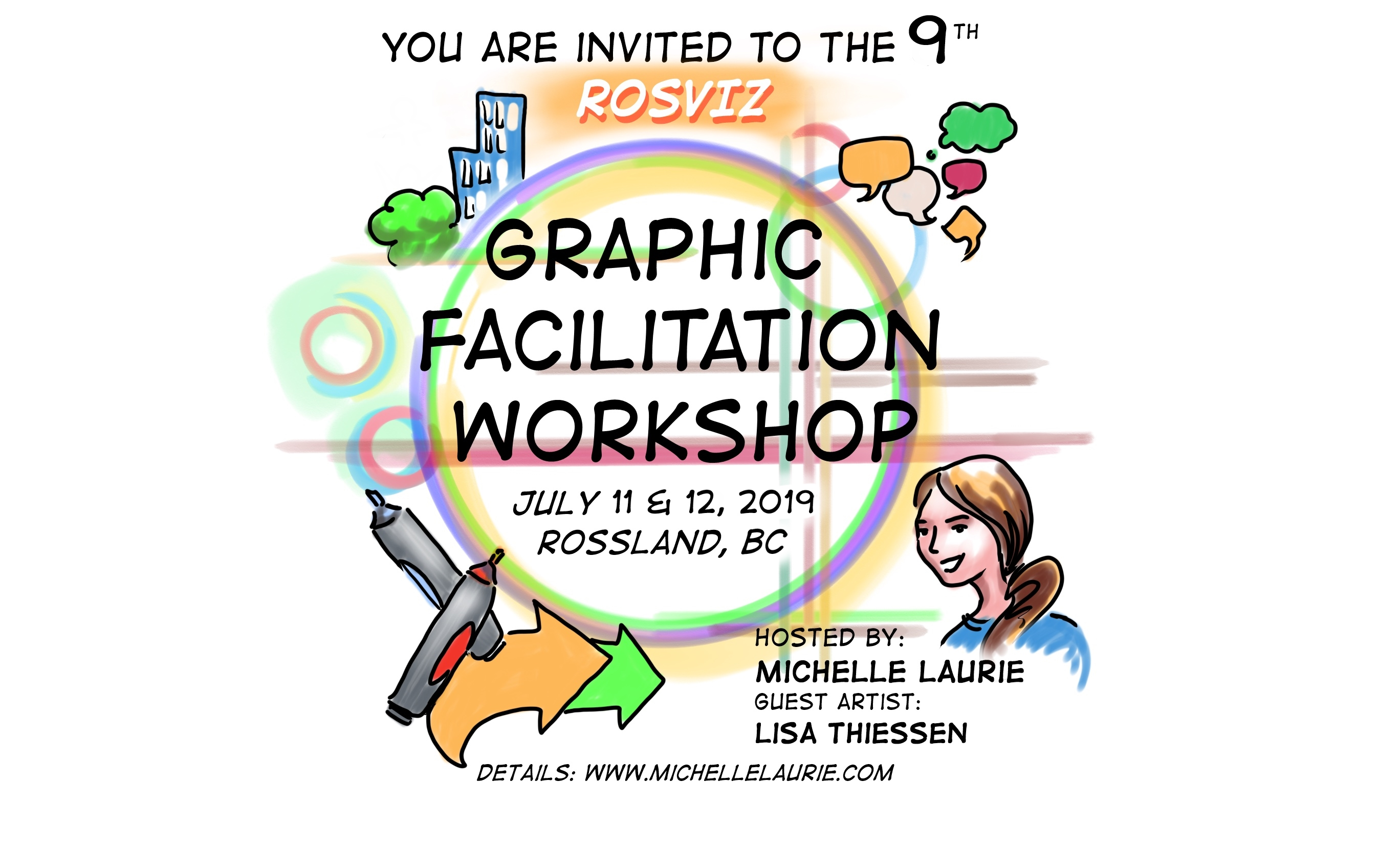 Graphic workshop 2019